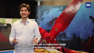 Bricklive pose ses 10 millions de briques Lego à Genève
