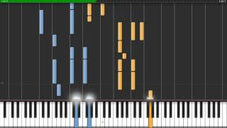 The Beatles - Let It Be - Adrian Lee Version (piano tutorial)