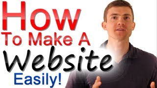 How To Make A Website - Plus FREE Wordpress Themes and Templates For You