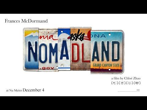 Nomadland Official Trailer Youtube