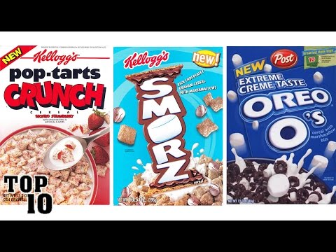 Top 10 Discontinued Cereals We All Miss