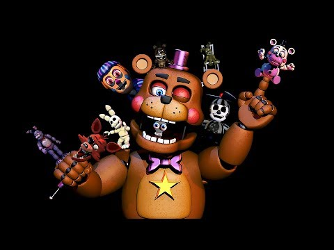 Five Nights at Freddy's: Ultimate Custom Night - Part 5 thumbnail