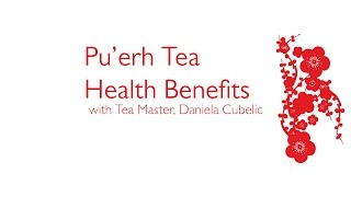 Pu'erh Tea Health Benefits