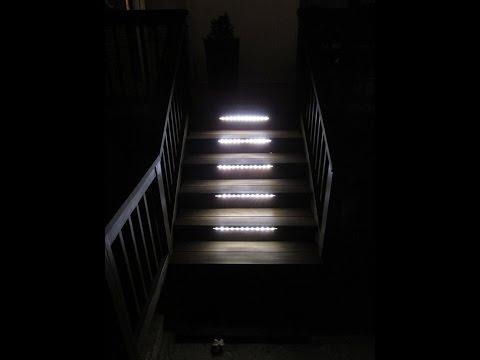 Deck Step LED Lights