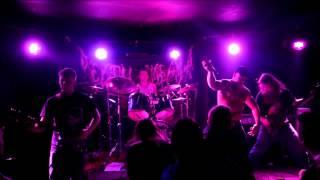 RECTAL SMEGMA - BoBo the Clown (live @ TOTEM - NANCY/FRANCE - 14/03/2014)