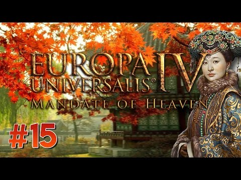 EU4 Mandate of Heaven ☯ #15 Japan in Sicht | Turtles all the way down