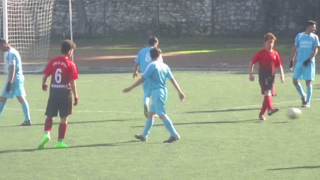 Emniyetspor'un gençleri ilk maçta mağlup