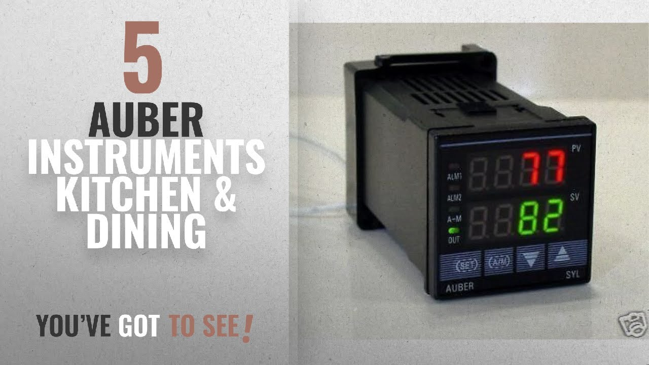 Auber Instruments Pid Controller Smoking Meat 2362 Wiring Diagram Top 10 Kitchen Dining 2018 Temperature