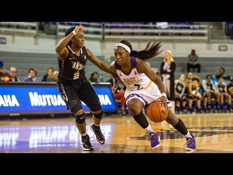 Women's Basketball: UCF at East Carolina