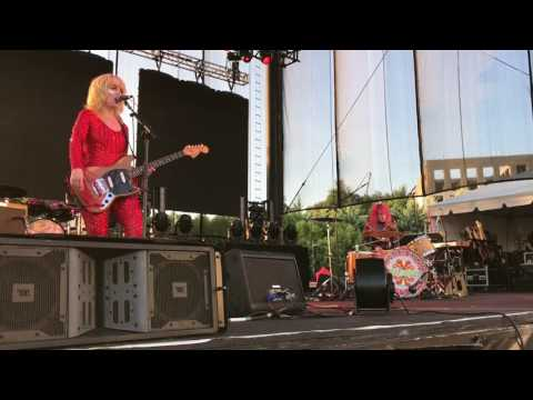 Deap Vally - Royal Jelly • Red Hat Amphitheater • Raleigh, NC • 8/5/2017