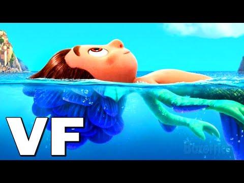 LUCA Bande Annonce VF (2021) Film Disney Pixar