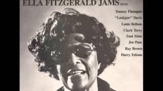 Ella Fitzgerald ft. Joe Pass et al - Fine And Mellow