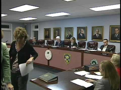 10/25/11, City Council, Isle of Palms, South Carolina