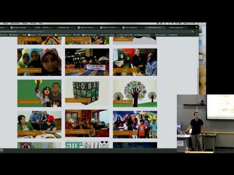 Wikipedia in the Classroom 2017 - Co-hosted by Wiki Education and The American Cultures Center