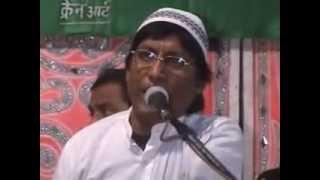 Sagir Bharti(Kanpur) & Firdos Azmi(Muradabad) Qawwali-Part 1.flv