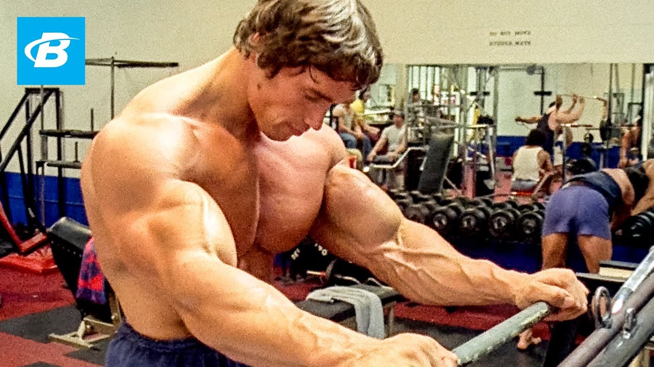 How To Train For Mass | Arnold Schwarzeneggeru0027s Blueprint Training Program    YouTube