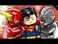 All Justice League Bonus Levels in LEGO DC Super-Villains