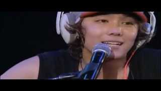 Hongki Solo Stage - Music Life Acoustic @ 2011 Winter's Night Concert
