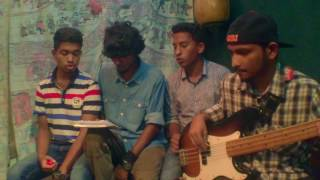 Download Hindi Video Songs - Prithibi Bodle Gache | Backstage cover