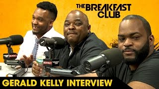 Gerald Kelly Talks Keeping Comedy In The Family & More
