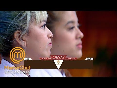 TOP 2 | MasterChef Indonesia 2019