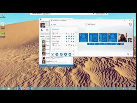 Microsoft Lync 2013 Demonstration