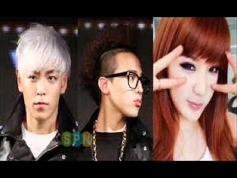GD & TOP - Oh Yeah ft. Park Bom mp3