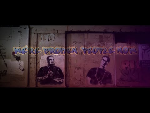 Logic & Rag'n'Bone Man - Broken People (from Bright: The Album) [Official Lyric Video]
