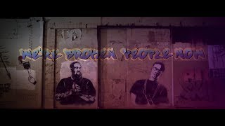 Logic & Rag'n'Bone Man - Broken People (from Bright: The Album) [Lyric Video]