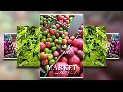 Enjoy Orland Park's Market at the Park!