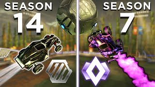 So Silvers are now better than Champs? | Rocket League MythBusters