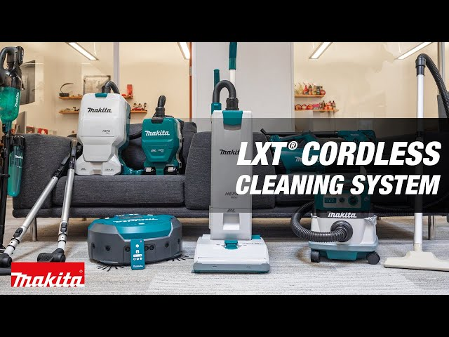 MAKITA LXT Cordless Cleaning System