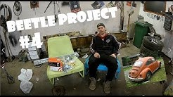 Kupla projekti #4 - Jousitus | Beetle Project #4 - Suspension