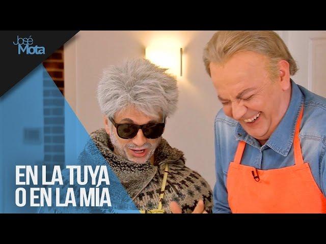 Para entrenar tu Nochevieja: ¡José Mota se viste de Pedro Almodóvar!