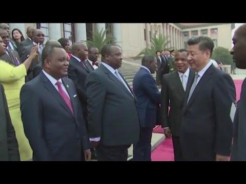République du congo, Convertibilité du Yuan Chinois dans l'espace Cemac
