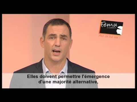 Clip de campagne du CSA pour les territoriales 26/11