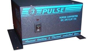 Обзор автомобильного преобразователя  PULSE IPC B6.24, (DC/DC 24/13.8V)