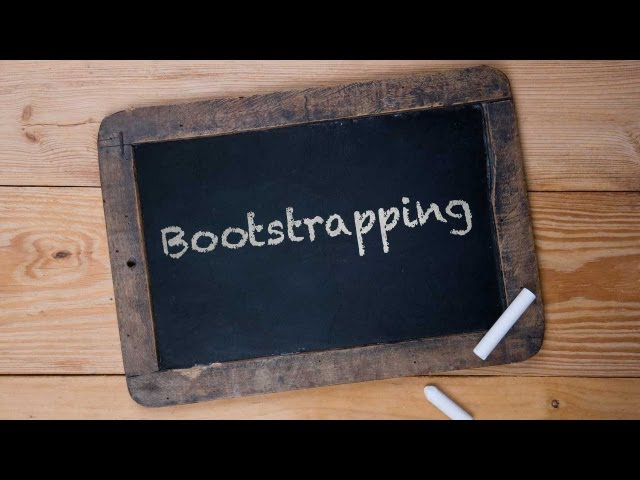 Ask Jay - Bootstrapping