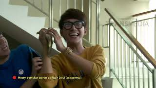 ANDAI - Dicky Smash Takut Sama Rambutan (10/11/18) Part 2