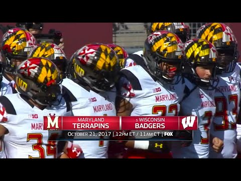 Week 8 Football Preview: Maryland at Wisconsin