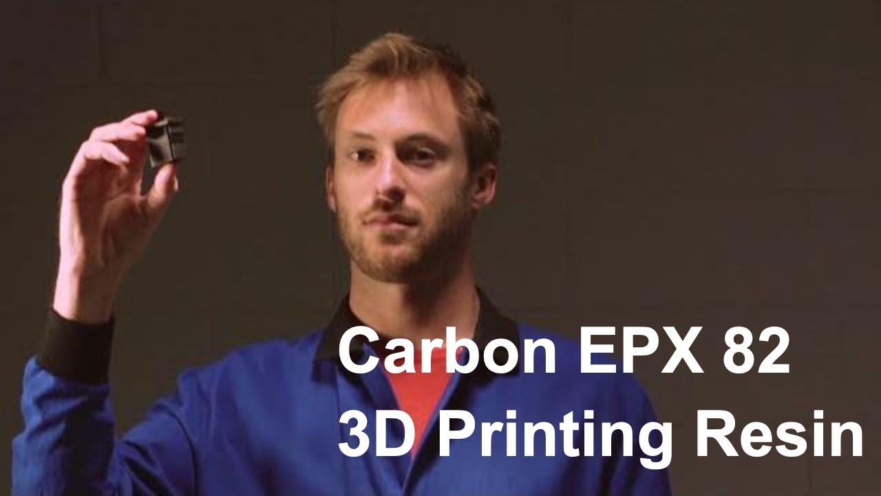Carbon Resin - EPX - Epoxy
