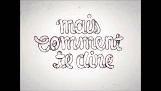 Mehmeto ft Anonym - Comment te dire 2014