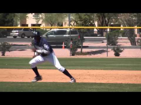 Duanel Jones - 3B - San Diego Padres