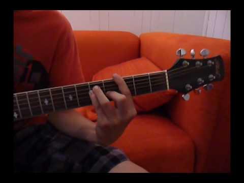 Guitar lesson - The Kooks - Seaside