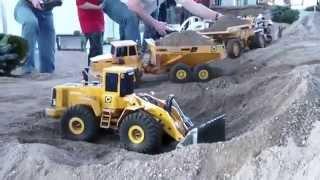 видео Радиоуправляемые игрушки