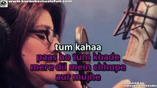 Jaanejaan dhoondta R D  Burman & Rolling in the deep Adele by The Hues  Video Karaoke With Lyrics