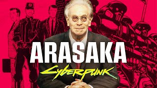 The Rise Of Arasaka, The Corporation That Wants To Rule The World | Cyberpunk 2077 Lore