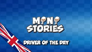 English  Ministories - 053 - Driver Of The Day
