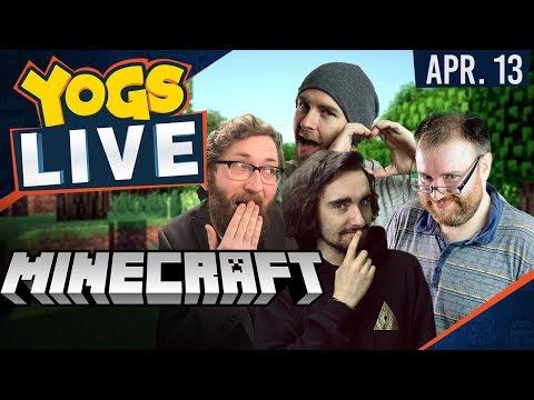Minecraft! W/ The Chilluminati - 13th April 2018