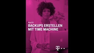 Datensicherheit beginnt mit einem guten Backup - macOS